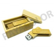 Deluxe Pendrive Bamboo